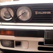 BMW 318 E30 M40 The Legend Warna Putih 1989 Klasik ORI