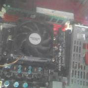Porocessr+Maiboard AMD Yang Normal Kami Beli
