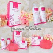 Paket Hanasui Body Whitening 3IN1 BPOM
