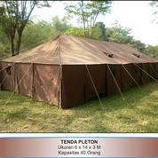Tenda Pleton Berukuran 6x14x3