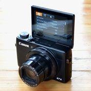Kamera Canon G7K Bisa Cicilan Proses Bisa Ditunggu Garansi Resmi