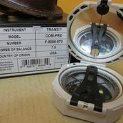 Diatributor Balikpapan Compass Geologi Brunton 5008