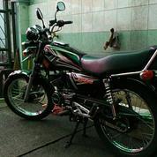 Yamaha Rx King 2004 Hitam Manyuksss Orisinil