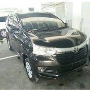 Toyota Avanza E MT Std Black