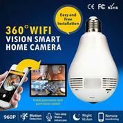 Kameta Cctv Bohlam Lampu LED (CCTV BULB)