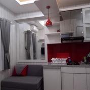 Sewa Harian Full Furnished Di Tower Scarlet Apartemen Green Pramuka City Type 33 2 Bedroom