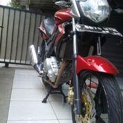 Yamaha Vixion 2011 Merah Marun