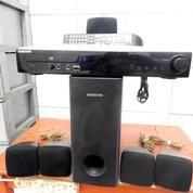 Samsung HT-Z120 Effect 5.1Chanel Dvd Usb Radio Mantap Karaoke Katapang SoReaNG