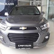 Chevrolet Captiva 2.0 Fwd Ltz At- Dp Ringan Bisa
