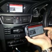 Mercedes-Benz Wireless Smartphone Mirroring