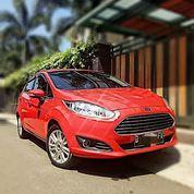 Ford FIESTA Trend FACELIFT Pemakaian 2014 Suppeerrbb