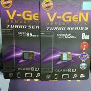MEMORY VGEN 8GB CLASS 10