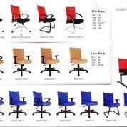 Kursi Kantor Zoom, Ichiko, Donati, Indachi, Ergotech, Chairman