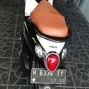 Motor YAMAHA Fino