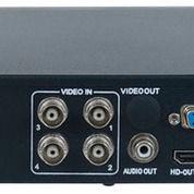 Zestron Video Recorder 4-Channel AHD DVR (ZHA414)