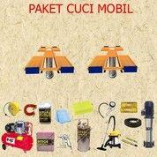 Paket Hidrolik Alat Cuci Mobil (2 Hidrolik H-Track)