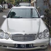 Rare Item, Istimewa Mercedes Benz C240 D 2003