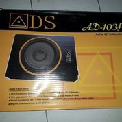 Subwoofer Aktif Kolong ADS 10 Inchi AD-103P