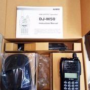 Pusat Handy Talky Alinco DJ-W50 Dualband Spesifikasi Dan Harga Murah