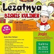 Seminar Dan Workshop Bisnis Kuliner Bersama Cak Eko