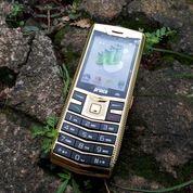 Hape Unik Prince PC128 Mewah 3 SIM Powerbank Luxury Phone