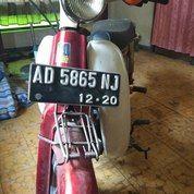 """Honda 800 Modif C70"""""""