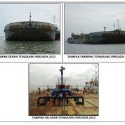 Tug Boat + Oil Barge (Tongkang Minyak) Kapasitas 5000KL