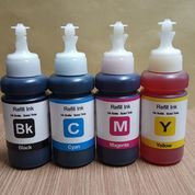 Tinta Refill Printer CMYK