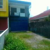 Tanah + Gudang Nol Jalan Raya Jabon Mojokerto