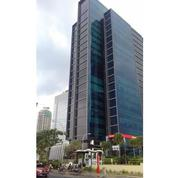 Synergy Building Alam Sutera Office Building Strategis