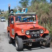 Lava Tour Jeep Merapi Jogja