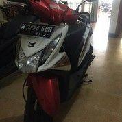 Honda Beat 2016 Merah Putih Semarang