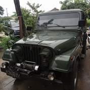 (BU) Jeep Cj7 4x4 Diesel Tahun 1981