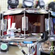 Snare Drum DB Percussion Red Wine