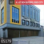 Ruko Jl Letjen Sutopo, BSD City, Tangerang