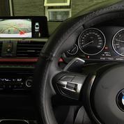 BMW 320i Kamera Mundur