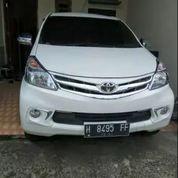 Toyota Avansa Tipe G Tahun 2013 Putih