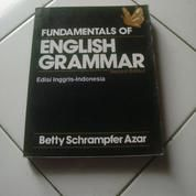 Fundamentals ENGLISH GRAMMAR
