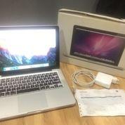 "Macbook Pro Early 2011 13"" Mulus"