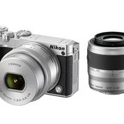 Bisa Cicilan Kamera Mirrorless Nikon 1