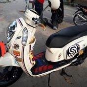 Scoopy 2015 Mulus