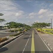 Tanah Pinggir Jalan Raya 1.6 Ha Lokasi Sangat Setrategis Di Kota Mataram - NTB