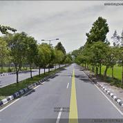 Tanah Pinggir Jalan Raya 80 Are Jalan Lingkar Selatan Kota Mataram
