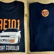 Kaos Great Corolla || Kode 07