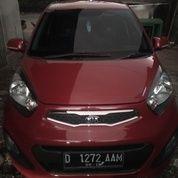 Kia Picanto Se MT 2013 Red Silahkan