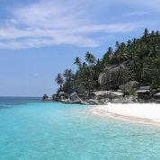 Tanah 75000m2 Pulau Dayang2an Takalar