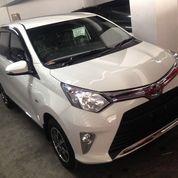 Toyota Calya E MT Std White