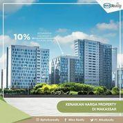 Apartemen Makassar Mulai 400jtan Taman Sari Skylounge Pintu Masuk Bandara