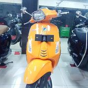 Vespa Sprint 150cc I-Get