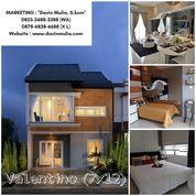 Rumah Medan - Givency One - Type Valentino (7x12)